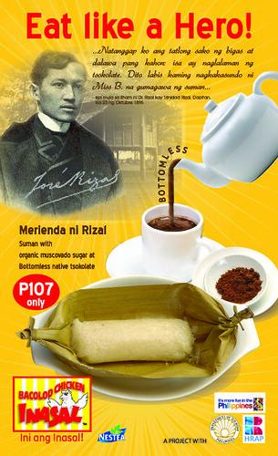 Merienda ni Rizal