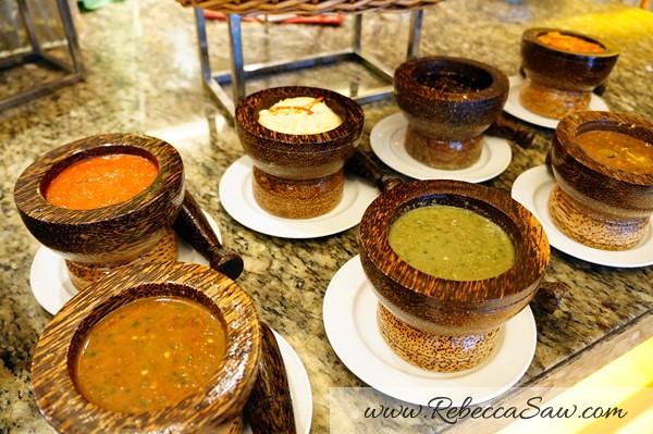 Melting Pot, Ramadhan Buffet - Concorde Hotel, KL-026