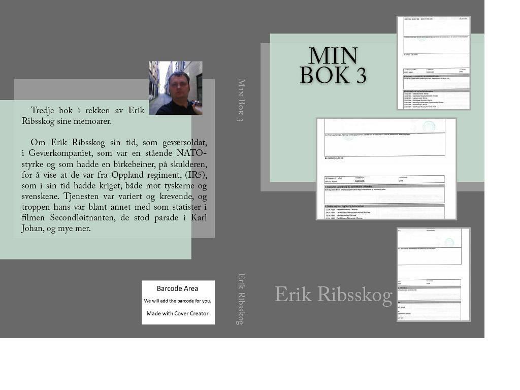 min bok 3 papirbok cover