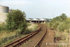 19820718 002 Croxley Green Branch Looking To Croxley Green Depot