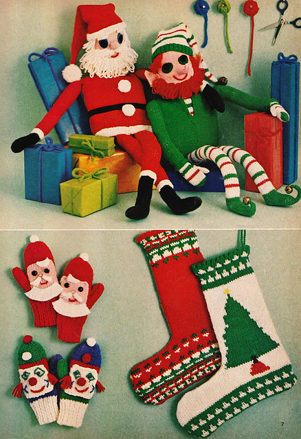 McCall's Christmas Make-it Ideas