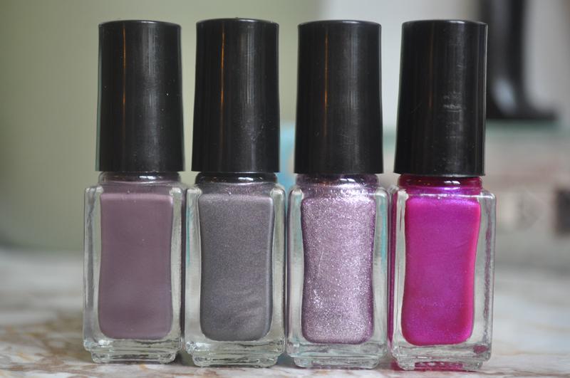 nail polish depotting 2