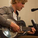 Thu, 21/06/2012 - 10:56am - Johnny Flynn at WFUV