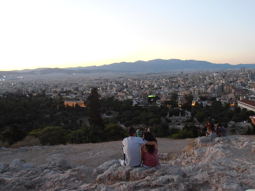 Athens: View from the Areopagus