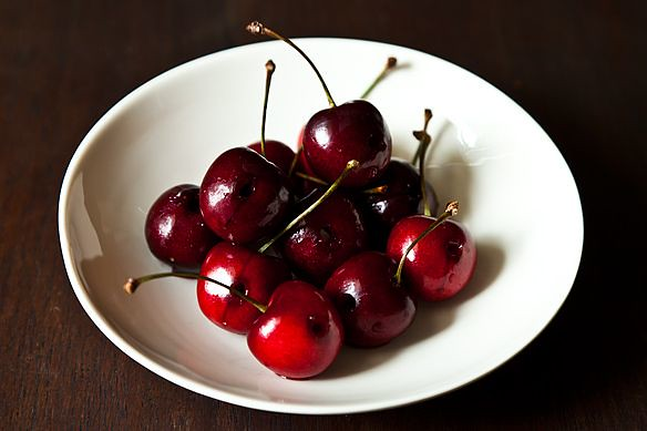 Pitting Cherries 6