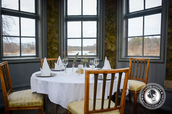 Stallmästaregården | Historic Inn with Modern Flare in Stockholm Stallmastaregarden Dining Hut