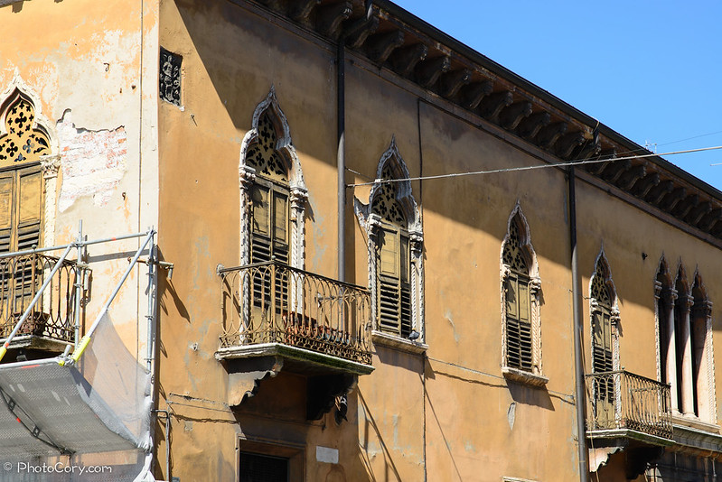 windows, Verona
