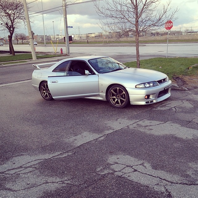 Nissan Skyline GTR R33 for Sale in Toronto   #jdm #rhd #sk