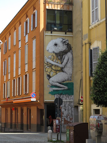 Mural by Erica il Cane