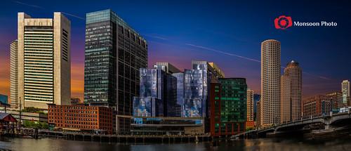 sunset skyline downtown dusk gettyimages lightroom bostonskyline cscc canon1740mmlusm nikfilter canon5dmarkiii cmonsoonphoto