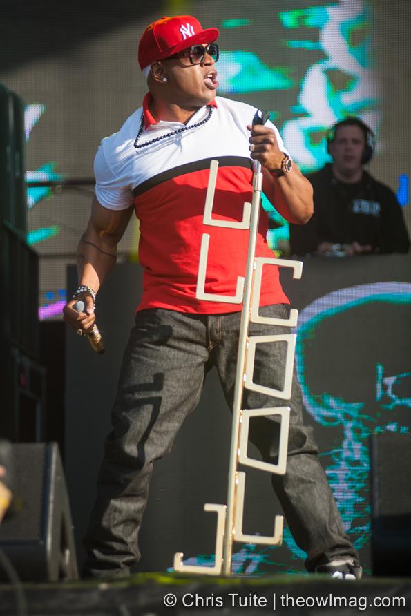 LL Cool J @ BottleRock 2014, Sunday