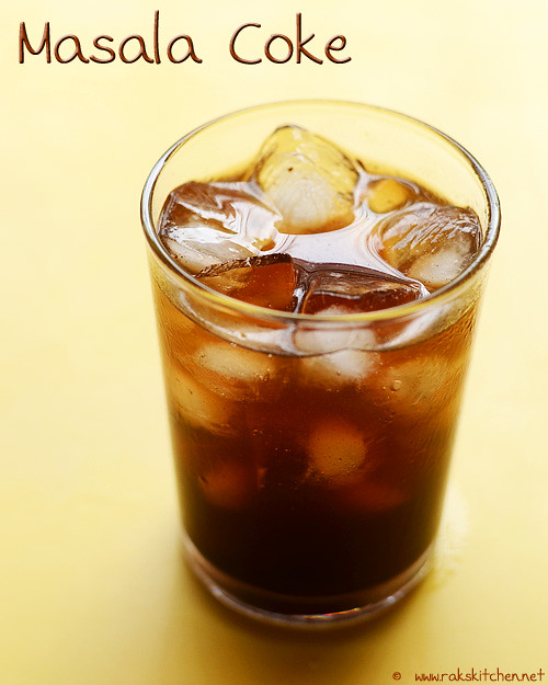 Coke Drink Recipes Coke Recipe | Masala Soda