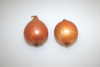 05 - Zutat Zwiebeln / Ingredient onions