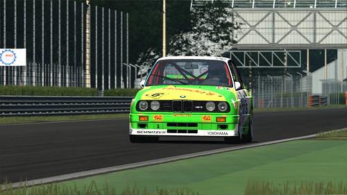BMW E30 GrA DTM - Emanuele Pirro - Macau Guia 1991 - Schnitzer - Assetto Corsa