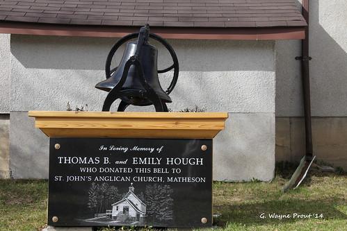 ontario canada canon memorial stmarksanglicanchurch stjohnsanglicanchurch iroquoisfalls canoneos60d mathesonontario