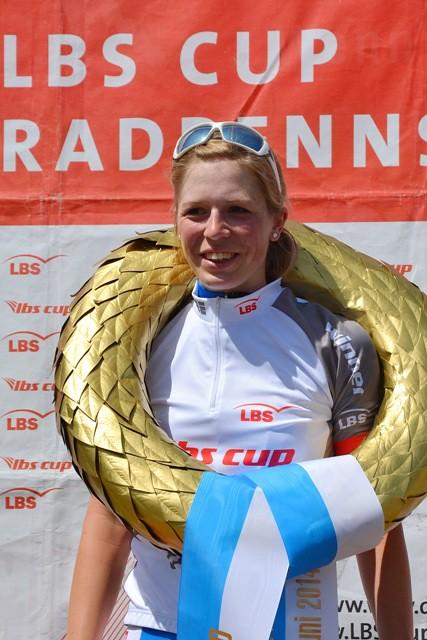 LBS_Cup Frauen_Siegerin_Schwenningen_2014_Foto_Hugger