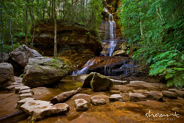 Empress Falls - Blue Mountains