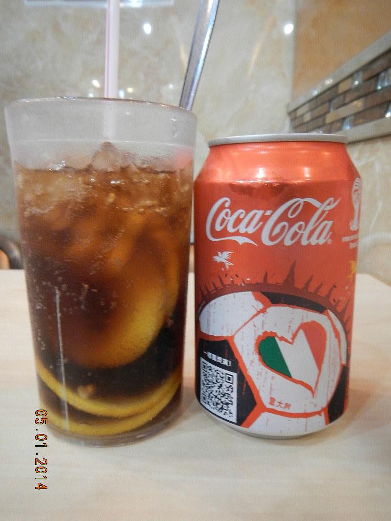 lemon coke