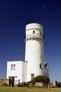 Old Hunstanton's Lighthouse