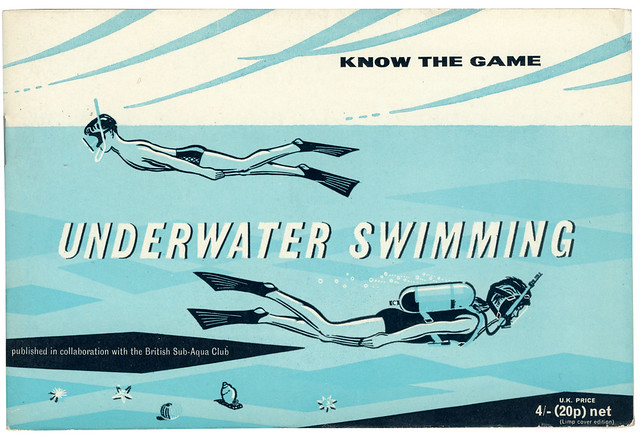 know the game - underwater swimming