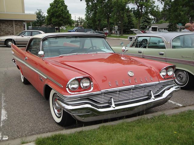 57 Chrysler New Yorker W P C Restorers Club 10 000 Lakes Flickr Photo Sharing