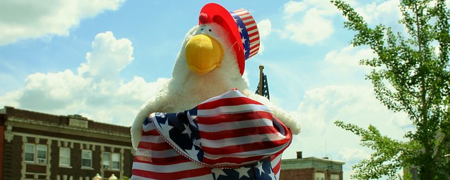 Yankee Doodle Chicken