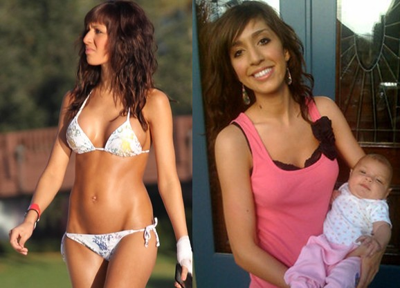 Teen Mom Farrah Abraham