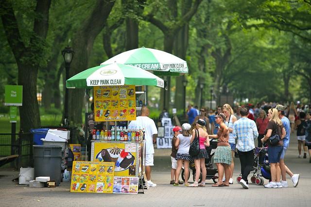Central Park Ice Creams