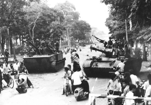 Saigon 1975 - ĐL Thống Nhất