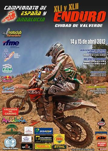 Enduro Valverde del Camino 2012