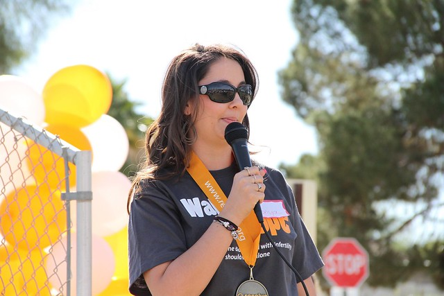 Arizona Walk of Hope 2012