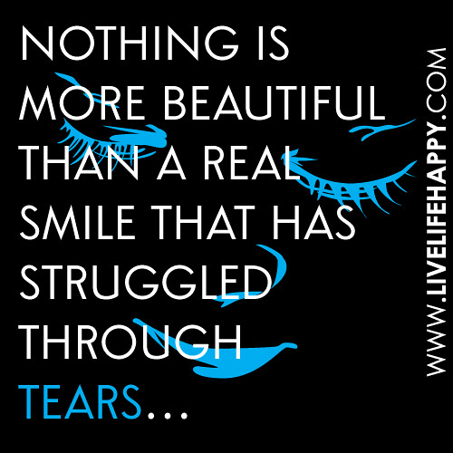 """Smile Short Quotes And Sayings: """"Nothing Is More Beautiful Than A Real Smile That Has"""