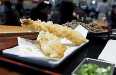 Mitsuwa Food Court - Shrimp Tempura