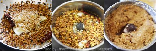 Paruppu Thogayal Recipe - Step2