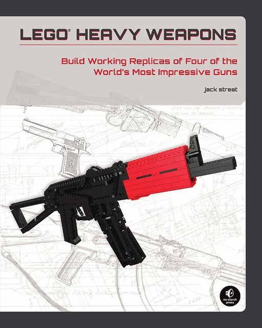 LEGO Heavy Weapons Book