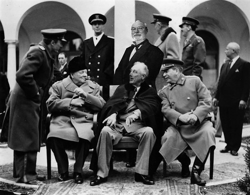I Dreamed I Was at Yalta...