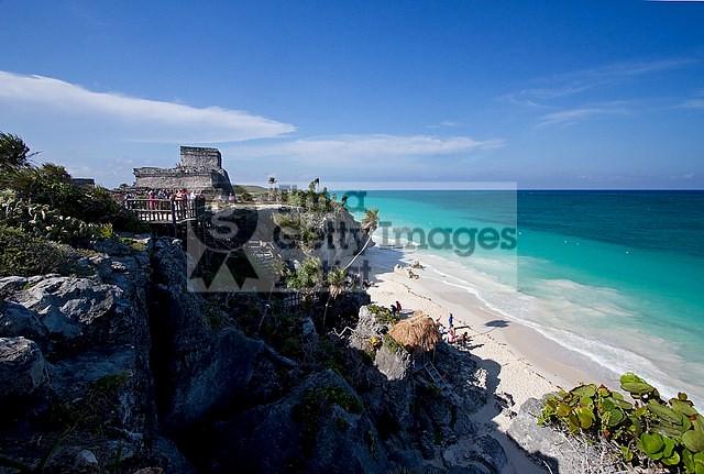 On The Edge Of Tulum