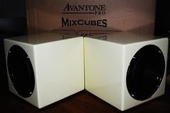 Avantone MixCubes