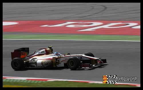 Gran Premi d'Espanya de Fórmula 1 - 2012