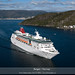 The season of cruise ships in Norway 2012