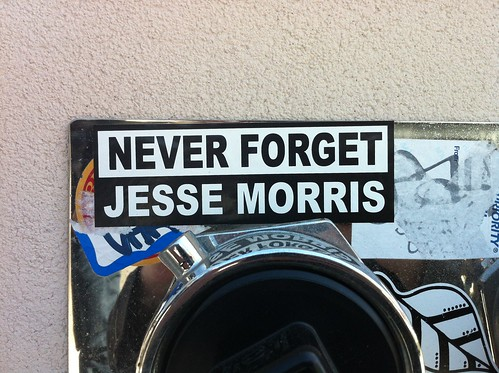 Never Forget Jesse Morris