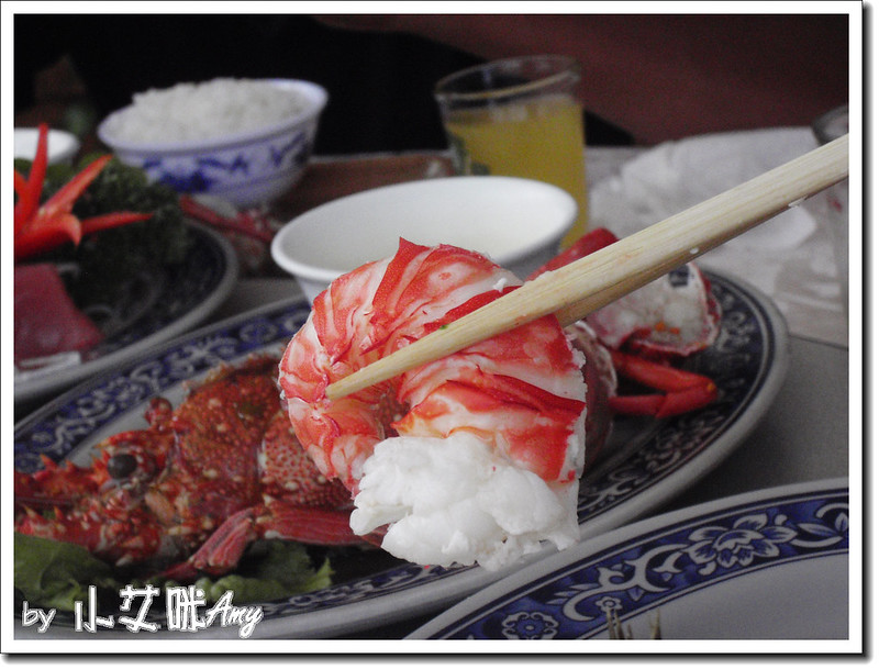 花蓮鹽寮龍蝦海鮮餐廳P7252604