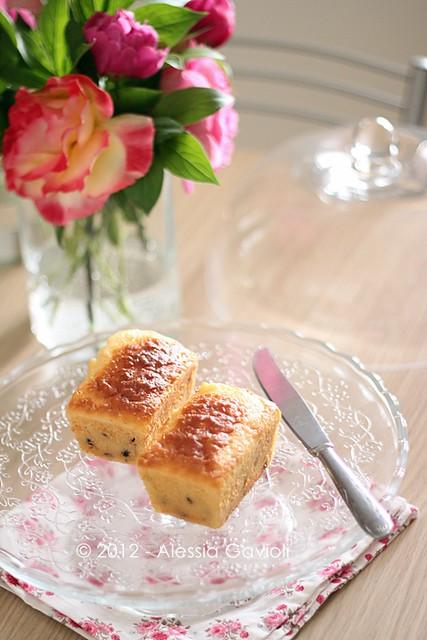 mini plumcake farina di riso e latticello 2