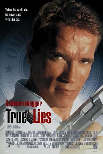 真实的谎言 True Lies(1994)