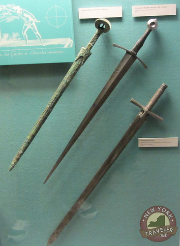 Crusaders Swords