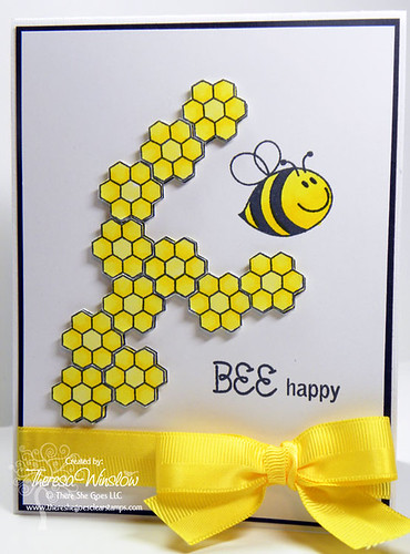 Bee Happy - Theresa Winslow