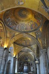 Inside Basilica San Marco