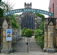 Wetherby Parish Church by Tim Green aka atoach