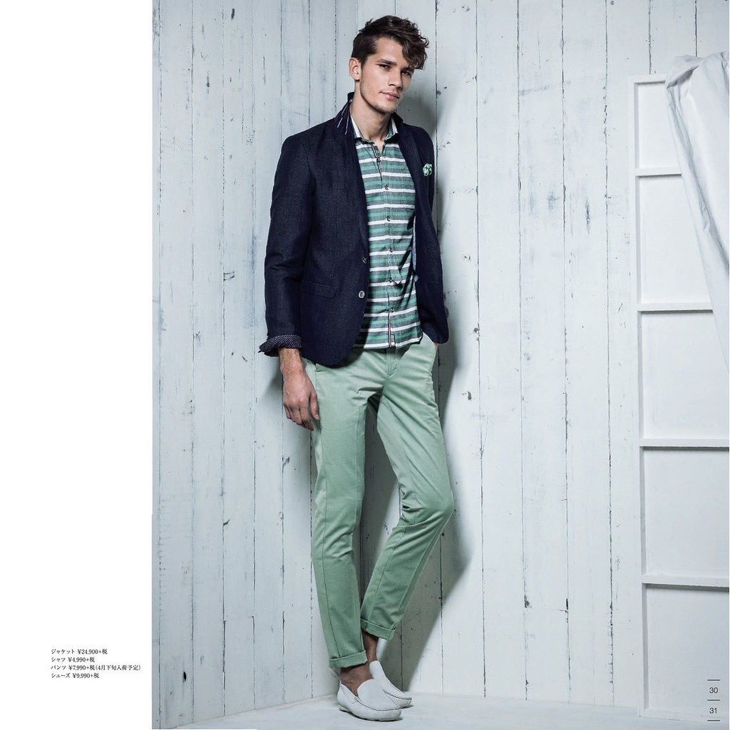 Andrey Zakharov0010_m.f.editorial Men's Spring Collection 2014