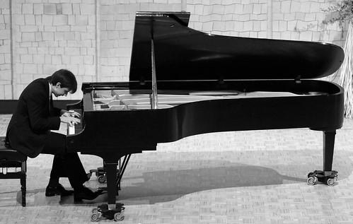 """MARIO MORA, PIANO - AUDITORIO """"ÁNGEL BARJA"""" - LEÓN 14.V.14"""